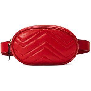 Handbags - ❣️ Red Fanny pack belt